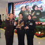 Polda Kepri Gelar Syukuran Usai Upacara HUT Bhayangkara ke-72