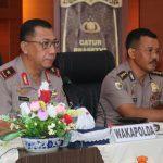 Wakapolda Kepri Pimpin Taklimat Akhir Wasrik Itwasum Polri Tahap II TA. 2018