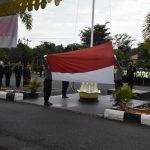 Kapolres Tanjungpinang Serukan Masyarakat Kibarkan Bendera Merah Putih