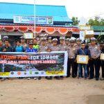 Gempa Lombok, Polres Natuna dan Elemen Masyarakat Natuna Gelar Aksi Galang Dana Untuk Lombok