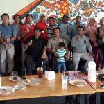 Coffe Morning Polsek Sekupang Bersama Element Masyarakat, Ciptakan Suasana Damai Dalam Pemilu 2019