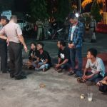 Asik Ngelem 8 Pelajar Diamankan Dimapolsek Bintan Timur