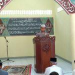 Khutbah Jumat Dilakukan Personil Polres Bintan Dalam Rangka Jumling