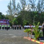Haornas Ke 35 Tahun, Kapolres Natuna Pimpin Upacara Hari Olahraga Nasional.