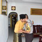 Ketua LAM Kota Tanjungpinang Sambut Hangat Kunjungan Silaturahmi Kapolres Tanjungpinang