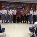Sat Lantas Polres Tanjungpinang Berikan Diklat PKS Se Kota Tanjungpinang