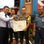 Polres Tanjungpinang Peringkat Kedua Kinerja Terbaik Pelaksanaan Anggaran Satuan Kerja