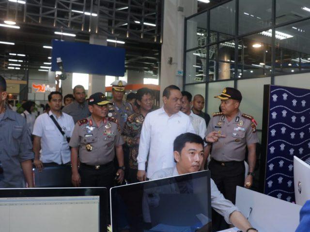 Menpan RB Resmikan Mall Pelayanan Publik Batam, Pelayanan Kepolisian Dipermudah