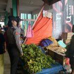 Sapa Polwan Engku Putri di Pasar Puan Maimun
