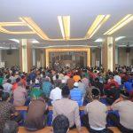 Jumat keliling Dan Silaturahmi Kamtibmas Kapolda Kepri