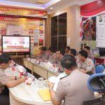 Supervisi Mabes Polri di Polda Kepri, Tingkatkan Pelaksanaan Operasi Mantap Brata