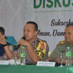 Basmi Hoax Kapolres Tanjungpinang Berikan Seminar
