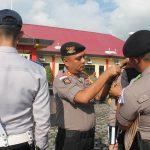 Polres Bintan Melaksanakan  Apel Gelar Pasukan Operasi Zebra Seligi 2018