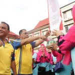 Kapolda Kepri Rayakan 650 Anggotanya Yang Berulangtahun