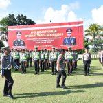 Kapolda Kepri Pimpin Apel Gelar Pasukan Operasi Zebra Tahun 2018