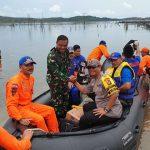 Pencarian Hari ke 2 Korban Tenggelamnya Pemancing di Dam