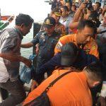 Kapal Tengker Ferry Tujuan Tarempa – Pinang Tabrakan, Penumpang Selamat