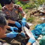 Kapolsek Batu Ampar Selidiki Penemuan Jasad Bayi Di Kantong Sampah