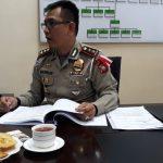 Hasil Operasi Zebra Seligi 2018,  Turunnya Angka Kecelakaan Lalu Lintas