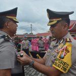 Penyegaran Di Tubuh Polri, Delapan Pejabat Utama Polres Bintan Bergeser