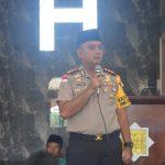 Jadikan Kepemimpinan Nabi Muhammad SAW Sebagai Teladan Polres Bintan Siap Mengamankan Pemilu 2019