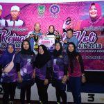 Bhayangkari Kepri Raih 2 Piala Bergilir GOW Kota Batam