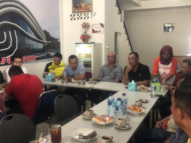 Basembang Bercerite Wakapolda Kepri Bersama Melayu Raya Jalin Silaturahmi