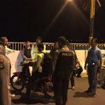 Resahkan Masyarakat, Polres Tanjungpinang Tertibkan Aksi Balap Liar