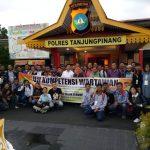 31 Wartawan Lulus Uji Kompetensi di Polres Tanjungpinang