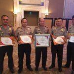 Polres Tanjungpinang Raih Penghargaan Predikat Baik Sebagai Unit Penyelenggaraan Pelayanan Publik