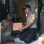 Polri Peduli Polres Tanjungpinang Santuni Tuna Daksa