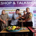 Partisipasi Polres Tanjungpinang Pada Penyelenggaraan Pameran Literasi Media AJI