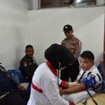 Polres Tanjungpinang Gelar Aksi Donor Darah Jelang HUT Satpam Ke 38