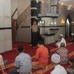 Kabid Humas Polda Kepri Laksanakan Jumat Keliling dan Silaturahmi Kamtibmas