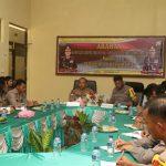 Kapolda Kepri Laksanakan Kunjungan Kerja Ke Polres Natuna