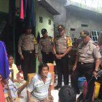 Polri Peduli Polres Tanjungpinang Bantu Warga Tuna Daksa