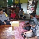 Polri Peduli Polsek Dabo Singkep Bantu Warga Lansia Yang Kurang Mampu