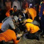 3 Remaja Terseret Ombak Di Pantai Teluk Selahang ,1 Orang Ditemukan Meninggal Dunia