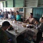 Cofeea Morning Bersama Instansi Kelurahan Pancur, Kapospol Pancur Sisipkan Pesan Kamtibmas