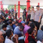 Polda Kepri Berhasil Gagalkan Penyelundupan 47 Pekerja Migran Indonesia