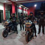 Sat Brimob Polda Kepri Lakukan Pam VVIP di Batam