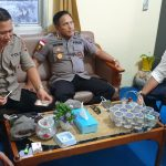 Tim Asistensi OMB Seligi-2019 Polda Kepri Kunjungi Mapolres Natuna