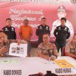 Polda Kepri dan Polres Tanjungpinang Berhasil Ungkap Kasus Pembunuhan Purnawirawan TNI AL