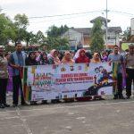 Polres Tanjungpinang Gencar Sosialisasi MRSF Melalui Police Goes To School