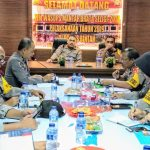 Tim Wasops Polda Kepri Supervisi Pelaksanaan Operasi Mantap Brata Seligi 2018-2019 Polres Bintan