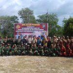 Jalin Sinergitas TNI dan Polri Dalam Pengamanan Pemilu 2019, Polsek Jajaran Polres Bintan Gelar Apel Bersama Komponen Bangsa