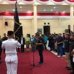 Perhimpunan Melayu Raya Kabupaten Natuna Resmi Di Lantik Oleh Wakapolda Kepri SebagaiKetua Pembina Utama
