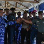 Basembang Bercerite Kamtibmas Kapolres Tanjungpinang Pererat Keharmonisan TNI Polri