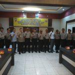 Mabes Polri Laksanakan Asistensi Mantapkan Kesiapan Pengamanan Pemilu 2019 Polres Tanjungpinang