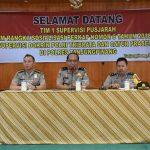 Tim Pusjarah Mabes Polri Beri Bimbingan Personil Polres Tanjungpinang
